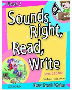 Sounds Right Read Write NSW Book 2 Second Edition