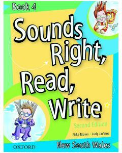 Sounds Right Read Write NSW Book 4 Second Edition