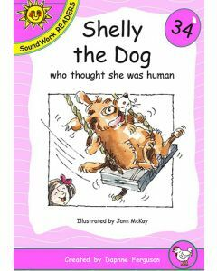 34. Shelly the Dog