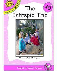 40. The Intrepid Trio