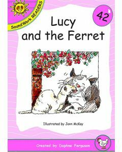 42. Lucy and the Ferret