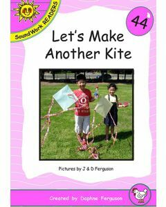 44. Let's Make Another Kite