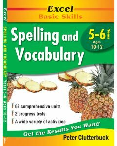 Excel Basic Skills Spelling and Vocabulary Years 5-6