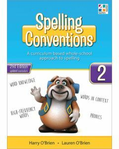 Spelling Conventions Book 2 (2ed)