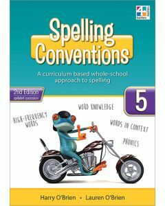 Spelling Conventions Book 5 (2ed)