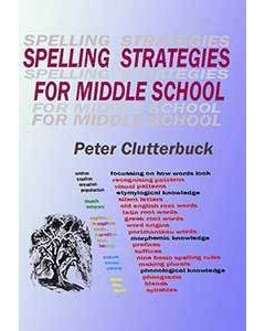 Spelling Strategies for Middle School