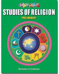 Spotlight Studies of Religion Preliminary