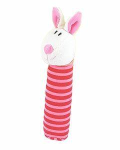 Rabbit Squeakie Toy (Ages 0-24 months)