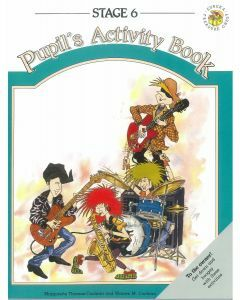 Eureka Stage 6 Pupil's Activity Book