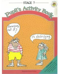 Eureka Stage 7 Pupil's Activity Book