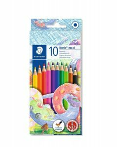 Staedtler Maxi Learner Colour Pencils 10pk