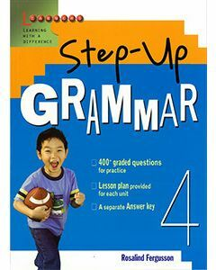 Step-Up Grammar Book 4