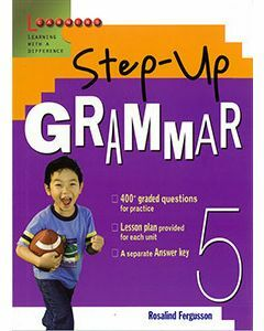 Step-Up Grammar Book 5