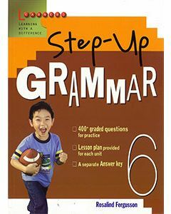 Step-Up Grammar Book 6