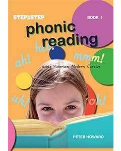 Step by Step Phonic Reading 1 VIC