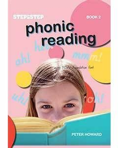 Step by Step Phonic Reading 2 NSW