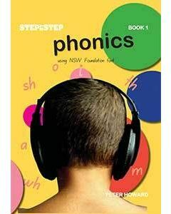Step by Step Phonics 1 NSW (Item No. 261)