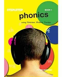 Step by Step Phonics 1 VIC