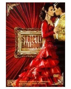 Strictly Ballroom DVD