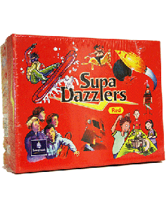 Supa Dazzlers Red Box (21 books)