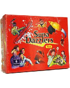 Supa Dazzlers Red Box (21 books)