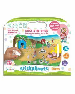 Stickabouts - Farm (Ages 3+)