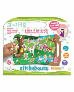 Stickabouts - Fairies (Ages 3+)