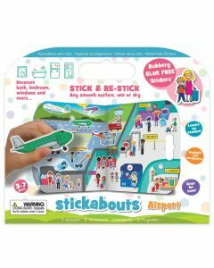 Stickabouts - Airport (Ages 3+)