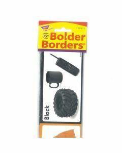 Colors Bolder Borders