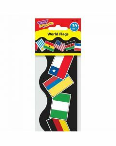 World Flags Terrific Trimmers