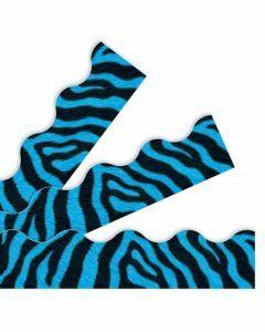 Zebra Blue Terrific Trimmers
