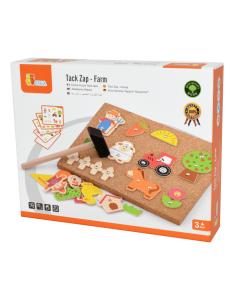 Tack Zap: Farm (Ages 3+)