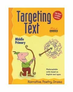 Targeting Text Middle Primary Book 1