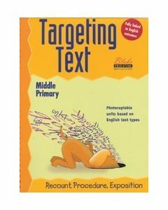 Targeting Text Middle Primary Book 2