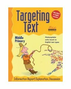 Targeting Text Middle Primary Book 3