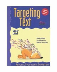 Targeting Text Upper Primary Book 2