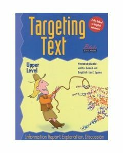 Targeting Text Upper Primary Book 3
