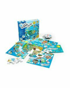The Water Cycle Eco Game (Ages 5-8+)
