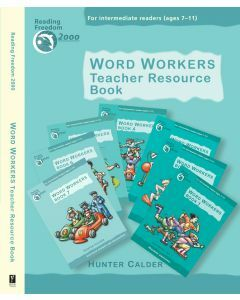 Reading Freedom: Word Workers Teacher Resource Book