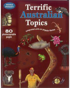Terrific Australian Topics Middle Primary