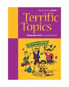 Terrific Topics Middle Primary Book 1