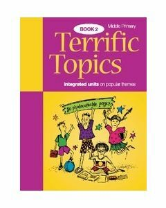 Terrific Topics Middle Primary Book 2