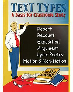 Text Types: A Basis for Classroom Study