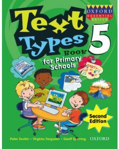 Text Types for Primary Schools Book 5 Second Edition