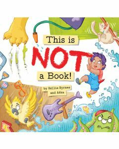This Is Not A Book!