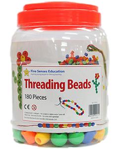 Threading Beads 180 pieces #QL-011(B)-2