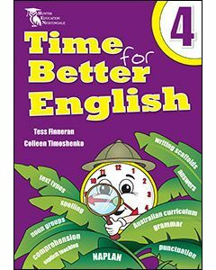 Time for Better English 4
