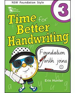 Time for Better Handwriting 3 (NSW)