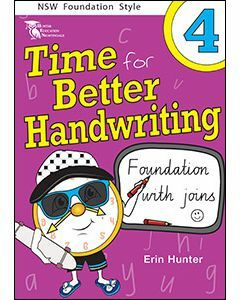 Time for Better Handwriting 4 (NSW)