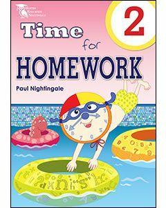 Time for Homework 2